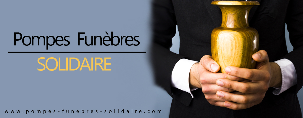 Pompes funebres solidaire